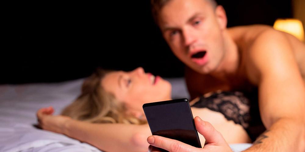 Disfrutar del sexo seguro en pareja gracias a internet